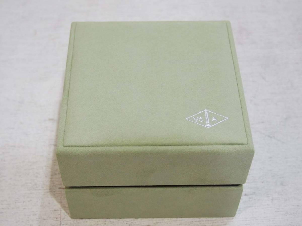 0301-20★VanCleef&Arpels / ヴァンクリーフ&アーペル 腕時計ケース ウォッチケース 空箱 箱入り ①_画像3