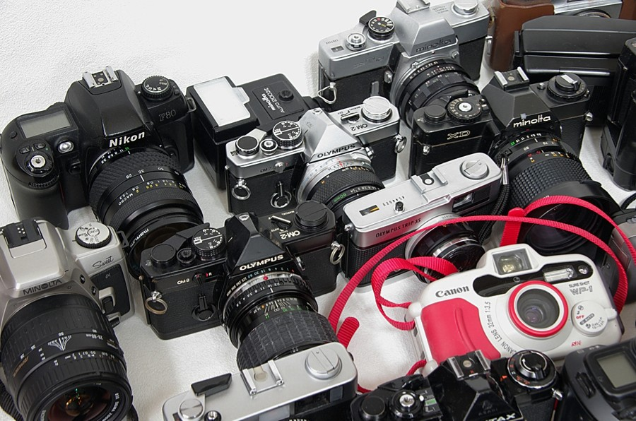 カメラ(ジャンク)まとめてお願いします。  _画像3