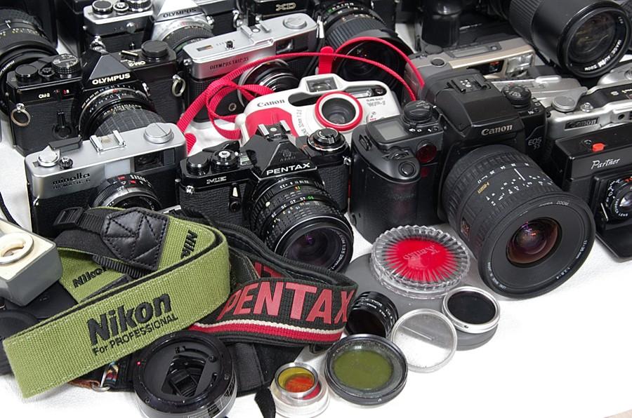 カメラ(ジャンク)まとめてお願いします。  _画像2