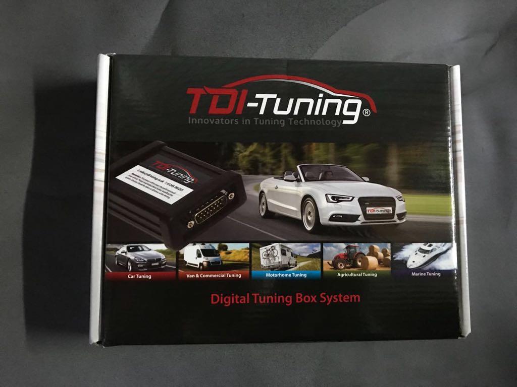 TDI TWIN Channel Diesel Tuning ハイエース レジアスエース 4型 サブコン 1円スタート 送料一律500円