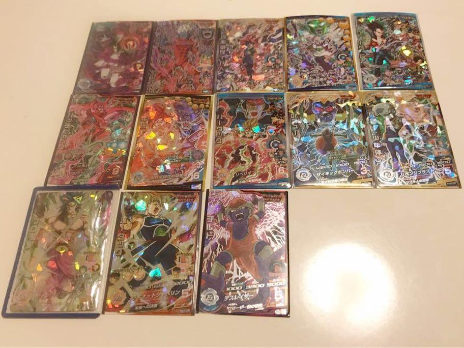 ドラゴンボールヒーローズ★SEC13枚★UR59枚★合計72枚★プレイ用★_画像2