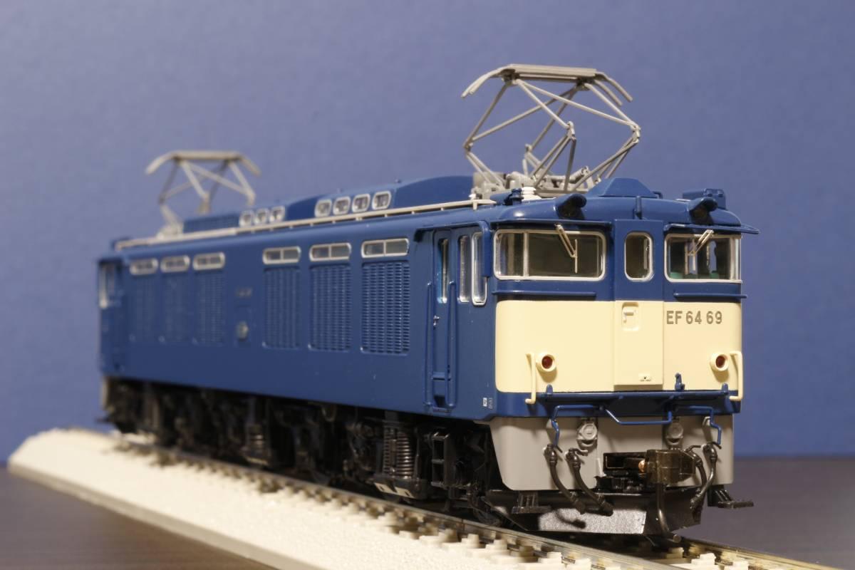 天賞堂 No.72014 EF64形電気機関車 0番代 7次型 国鉄タイプ(カンタムサウンド)