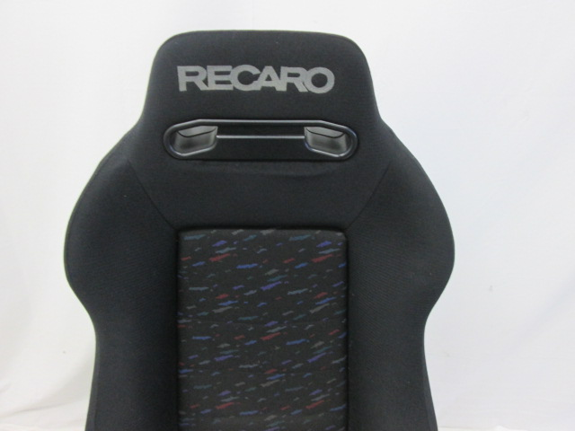 RECARO レカロシート セミバケットシート RECAROレール付き  3712m001267_画像9