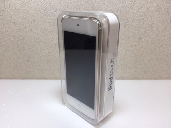 (033-04) 1円~![ 美品 ] Apple 「iPod touch」 アイポッドタッチ 第6世代 64GB ゴールド MKHC2J/A ♪♪