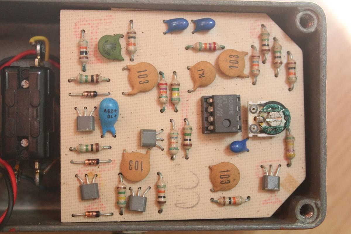 『値下げ』[中古]MXR dyna comp ダイナコンプ 1979年製 Vintage ヴィンテージ MXR コンプレッサー_画像4