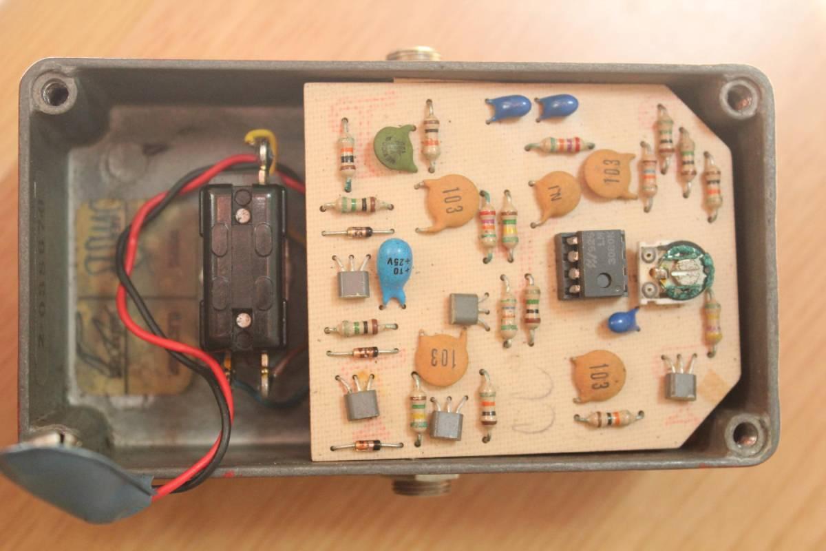 『値下げ』[中古]MXR dyna comp ダイナコンプ 1979年製 Vintage ヴィンテージ MXR コンプレッサー_画像5