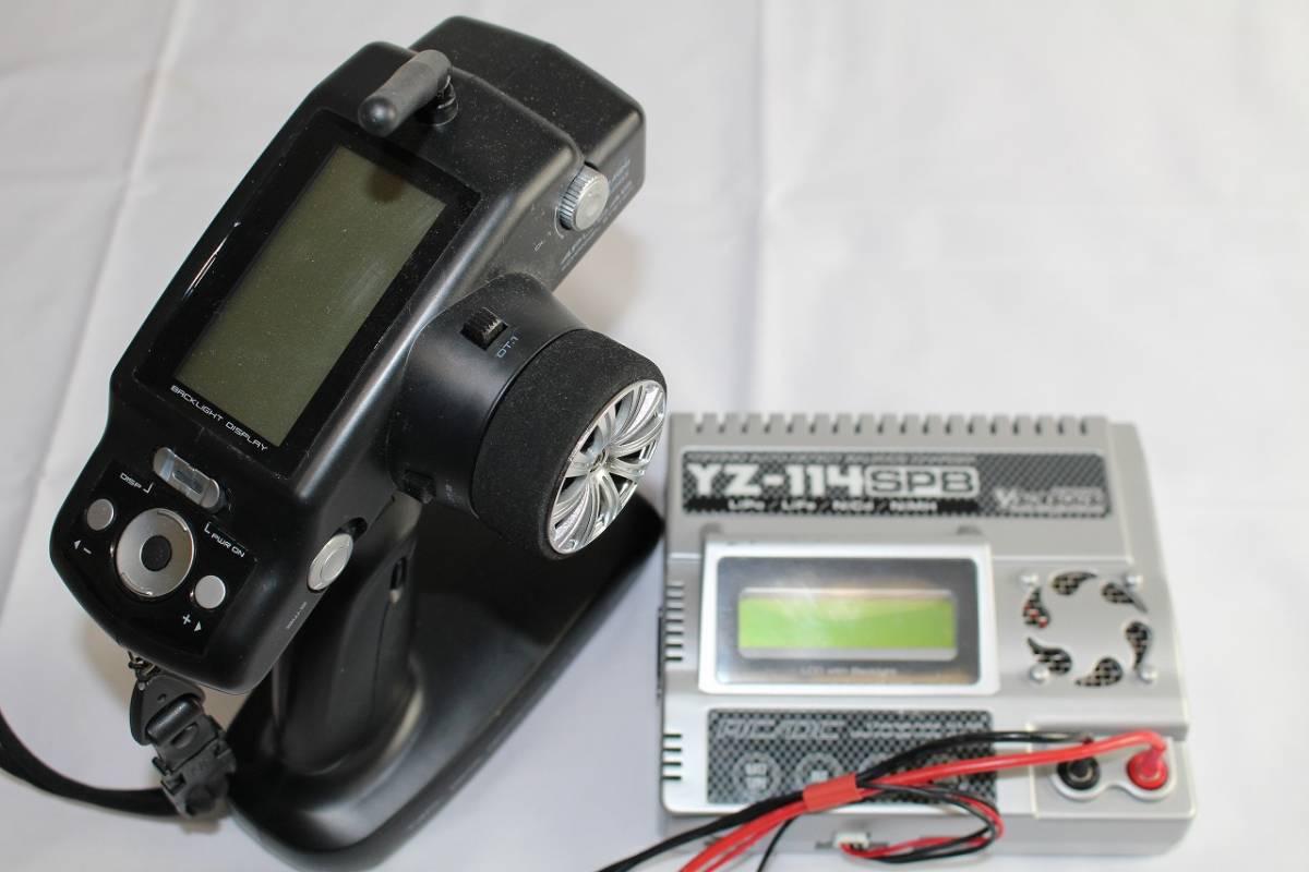 12hC02003 YOKOMO ヨコモ DMAX ドリフトパッケージ/YZ-114SPB/4PL-2.4G ラジコンセット_画像2