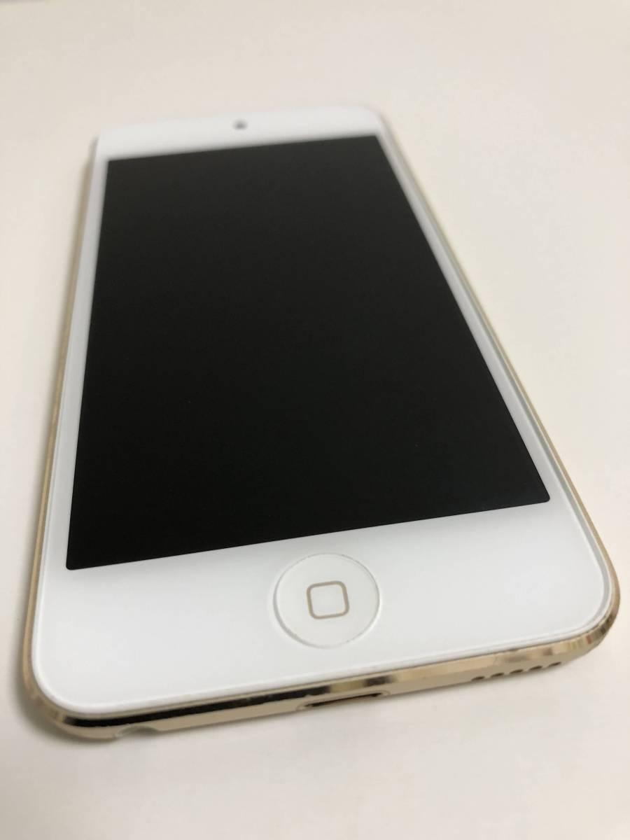 Appleアップル ipod touch アイポッドタッチ 第6世代 16GB 中古