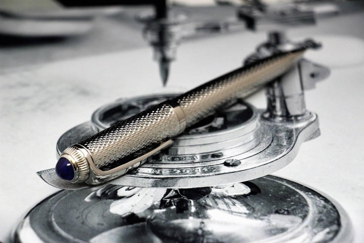 現品 【売り切り】 中古  Cartier   超希少ゴールド  極美品   極上  重厚 ツイスト式ボールペン