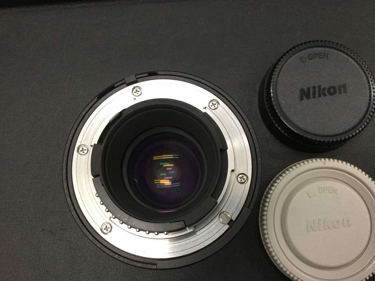 Nikon ニコン AF-S TELECONVERTER テレコンバーター TC-20EII 2x カメラ 周辺機器 アイテム アクセサリー *13950_画像3