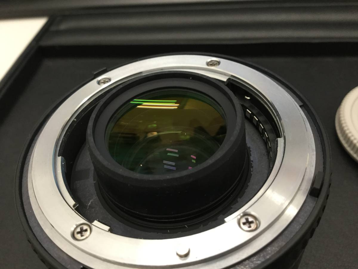 Nikon ニコン AF-S TELECONVERTER テレコンバーター TC-20EII 2x カメラ 周辺機器 アイテム アクセサリー *13950_画像6