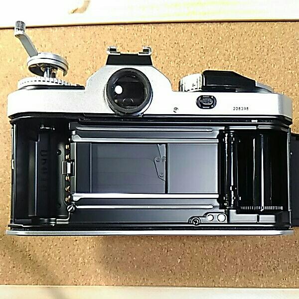 Nikon FM3A ジャンク_画像6