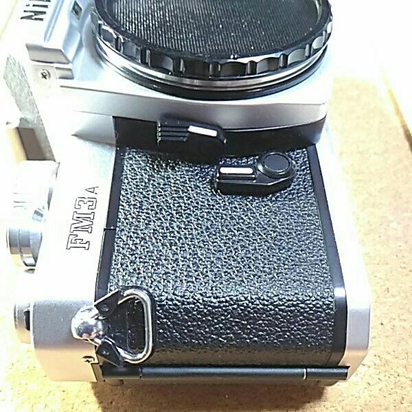 Nikon FM3A ジャンク_画像9