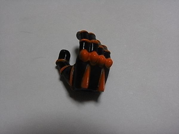 パーツ ◆ 右手(ジーグクラッシャー用) ◆ 超合金魂 鋼鉄神 ジーグ GX-42 BANDAI 個数1 KOUTETSUSHIN JEEG バンダイ ジャンク品_画像1