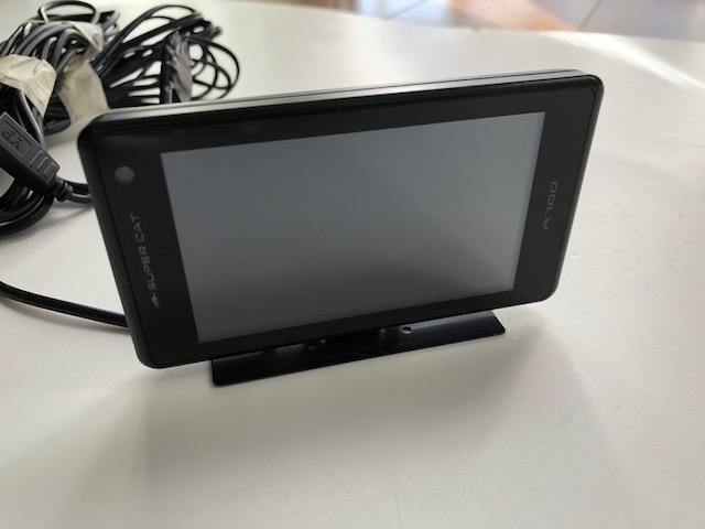 ユピテル GPS&レーダー探知機 スーパーキャット A700