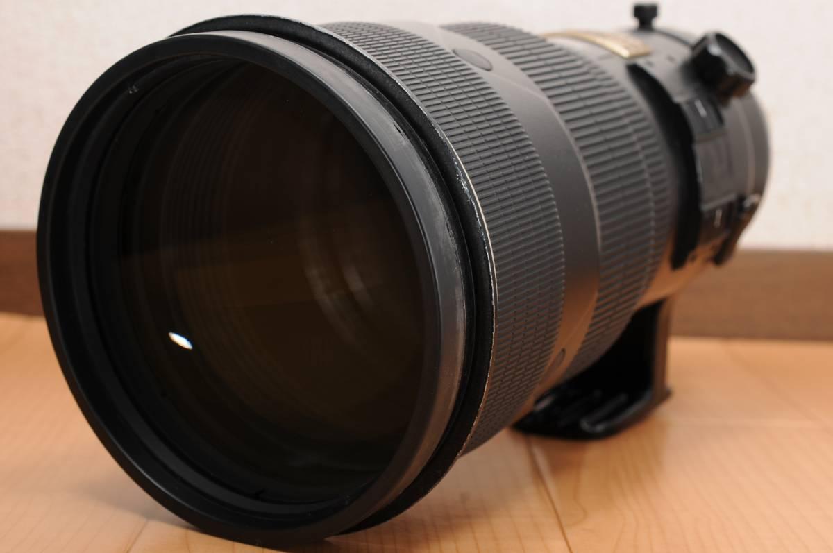 NIKON ニコン AF-S Nikkor ED 300mm F2.8 D II IF
