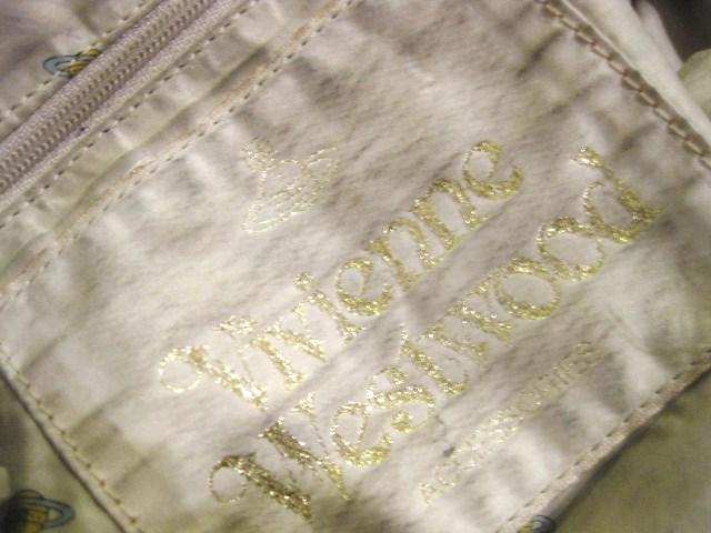 名作 本物 Vivienne Westwood ヴィヴィアンウエストウッド ウール素材 リボン ショルダーバッグ 鞄 ブラック_画像9