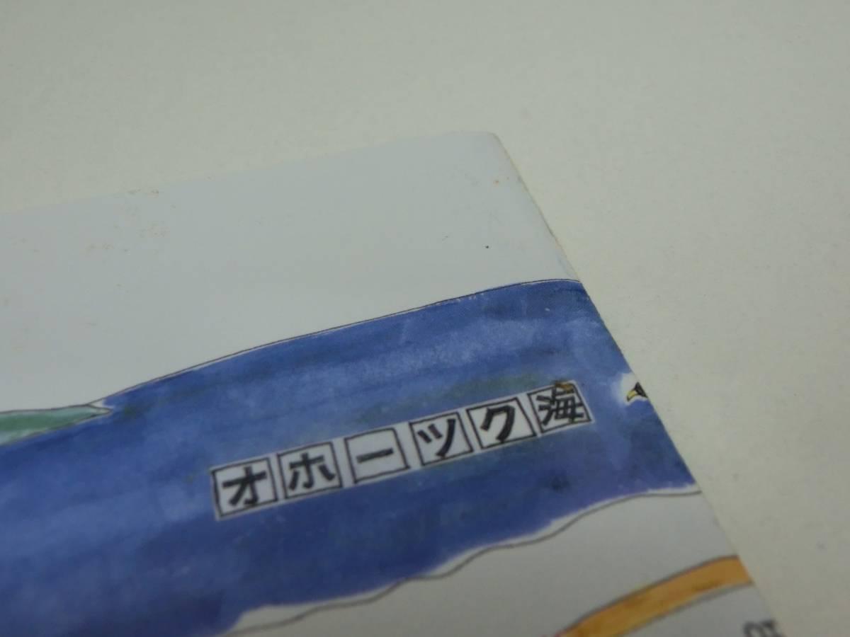 JR北海道 原生花園の花 切符 硬券 入場券_画像9