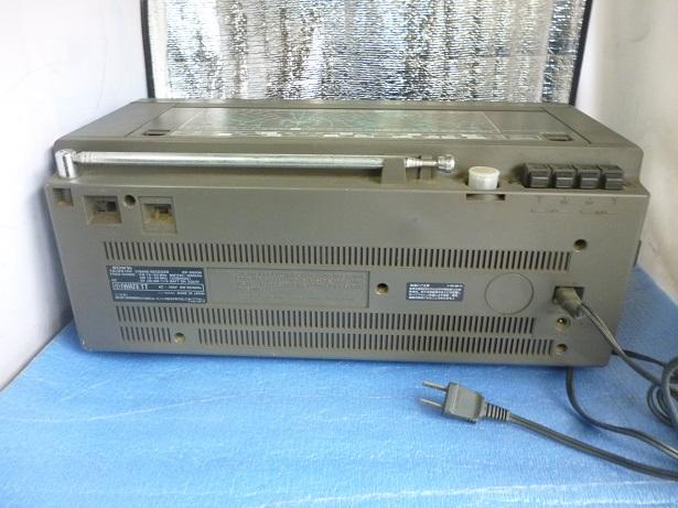 名機【SONY】ソニー 31バンドマルチバンドレシーバー(FM/中波/短波/BCLラジオ)/ICF-6800A_画像2