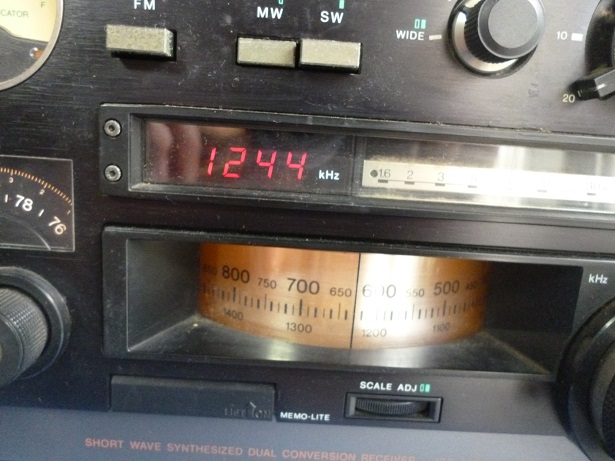 名機【SONY】ソニー 31バンドマルチバンドレシーバー(FM/中波/短波/BCLラジオ)/ICF-6800A_画像5