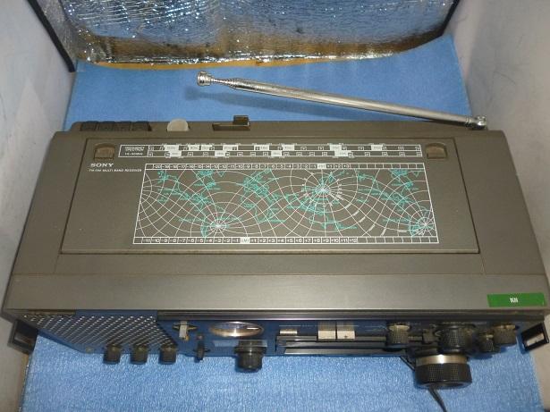名機【SONY】ソニー 31バンドマルチバンドレシーバー(FM/中波/短波/BCLラジオ)/ICF-6800A_画像3