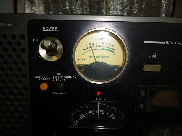 名機【SONY】ソニー 31バンドマルチバンドレシーバー(FM/中波/短波/BCLラジオ)/ICF-6800A_画像4