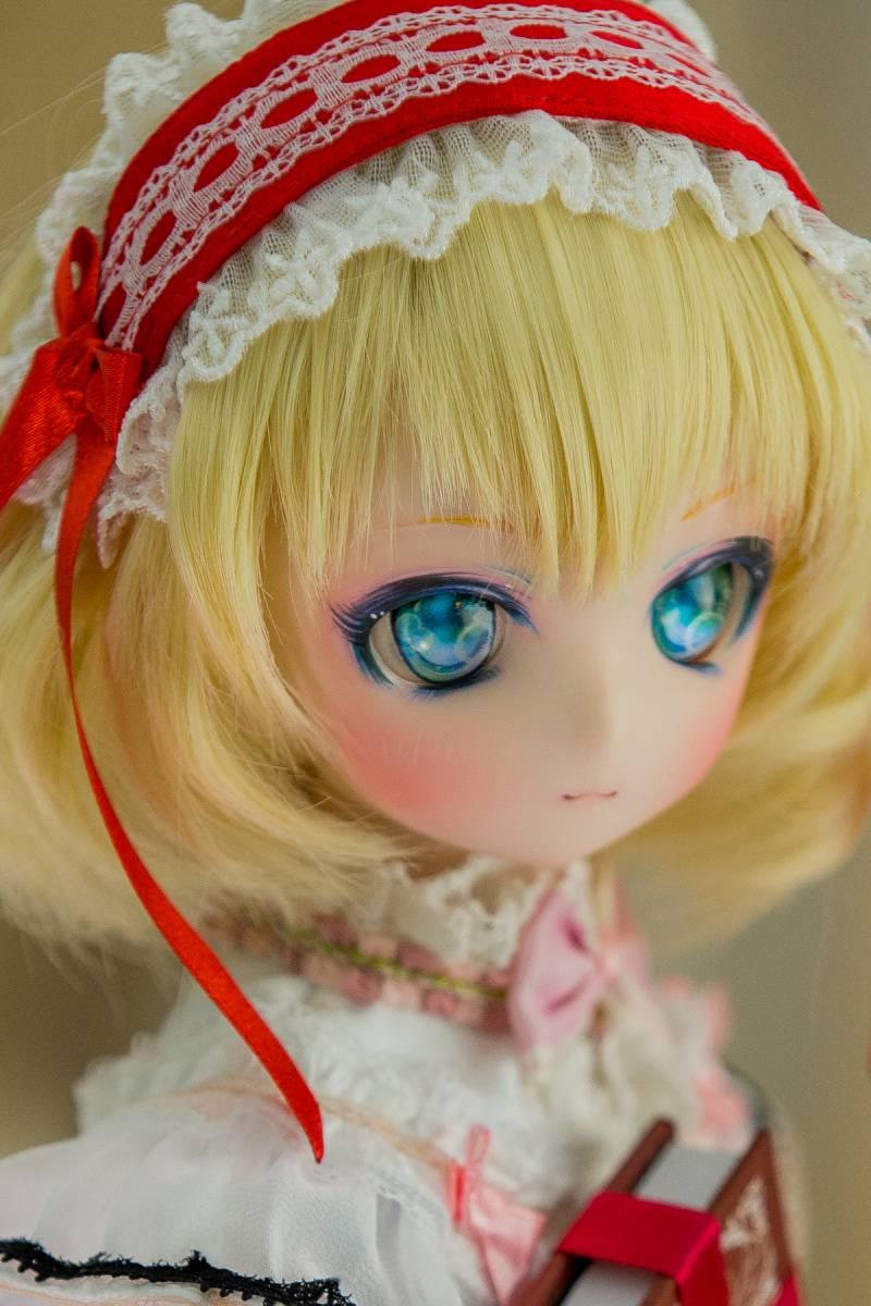 【sugar tiara】東方projectアリス・マーガトロイド カスタムドールDDH-01セミホワイトヘッド&ボディ&衣装一式_画像8
