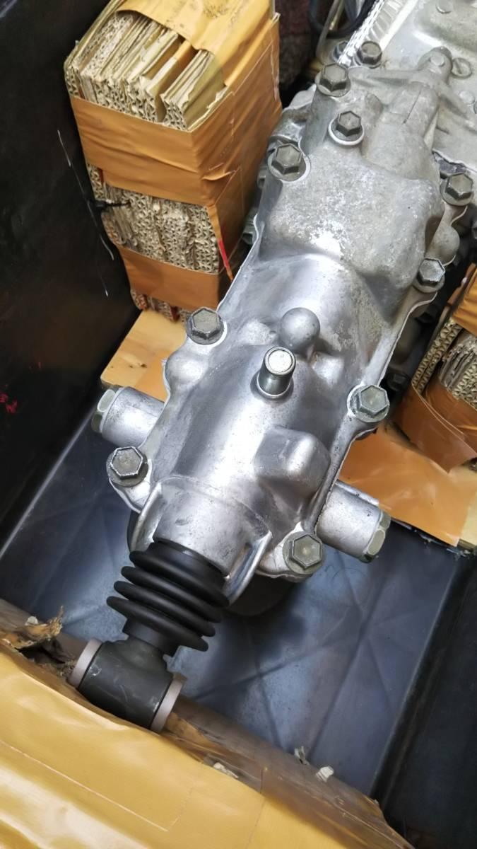 スズキ カプチーノ EA11R用 OH済みミッション 100km使用_画像2