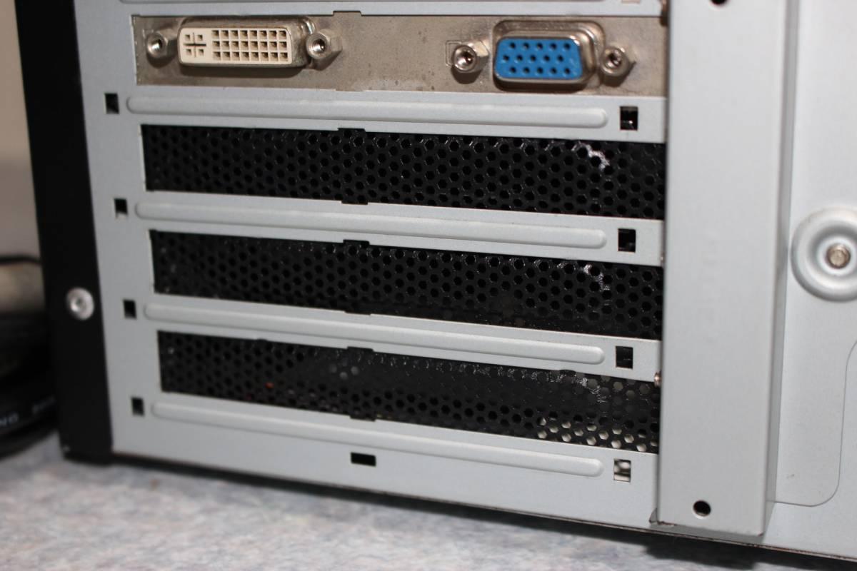 自作系 高性能デスクトップ Corei7 搭載 1THDD メモリ8G windows10 64bit ゲームPCにも拡張可_画像10