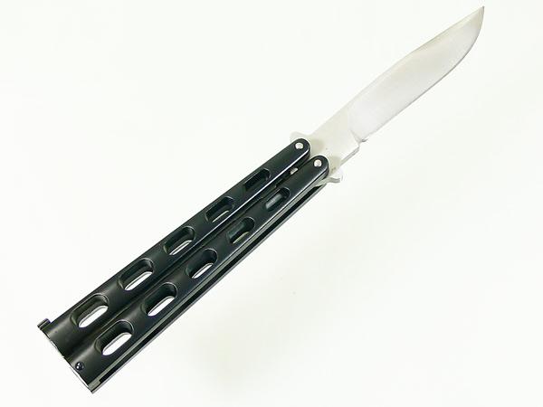 バタフライ ナイフ butterfly knife 7129P 197g 同梱ok_画像1