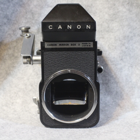 CANON MIRROR BOX 2 Canon 7 7s 用レフボックス