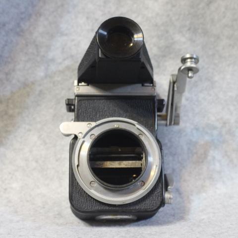 CANON MIRROR BOX 2 Canon 7 7s 用レフボックス_画像2