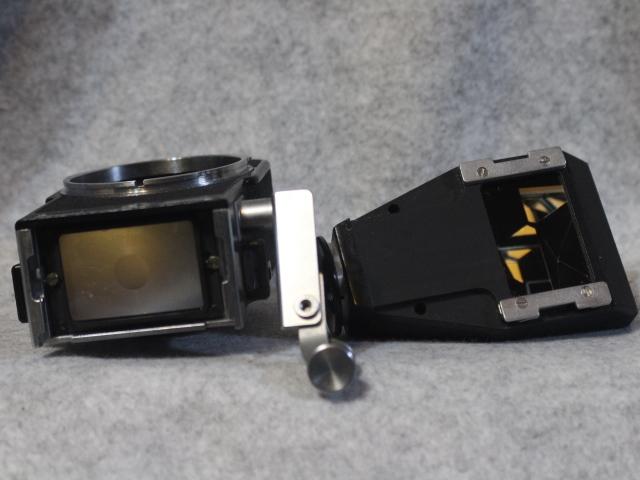CANON MIRROR BOX 2 Canon 7 7s 用レフボックス_画像4