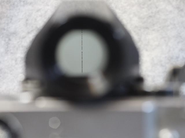CANON MIRROR BOX 2 Canon 7 7s 用レフボックス_画像5