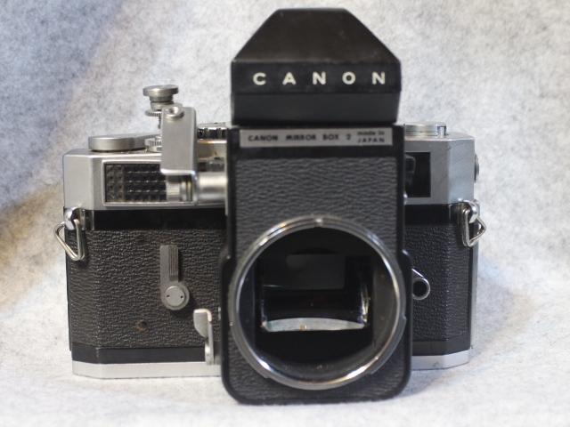 CANON MIRROR BOX 2 Canon 7 7s 用レフボックス_画像6