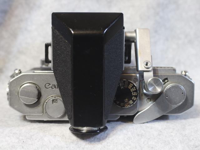 CANON MIRROR BOX 2 Canon 7 7s 用レフボックス_画像7