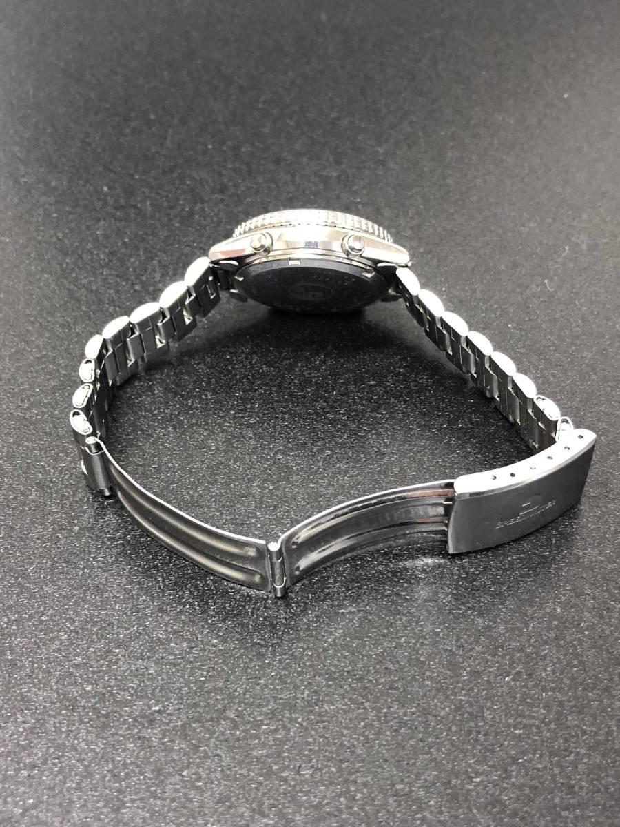 腕時計 SEIKO セイコー スピードマスター 7A38-6040 メンズクオーツ bK25_画像4