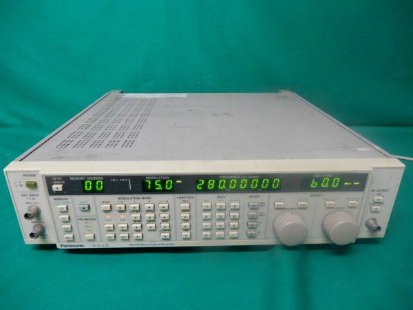 ■PANASONIC VP-8121B FM/AM STEREO SIGNAL GENERATOR 信号発生器■
