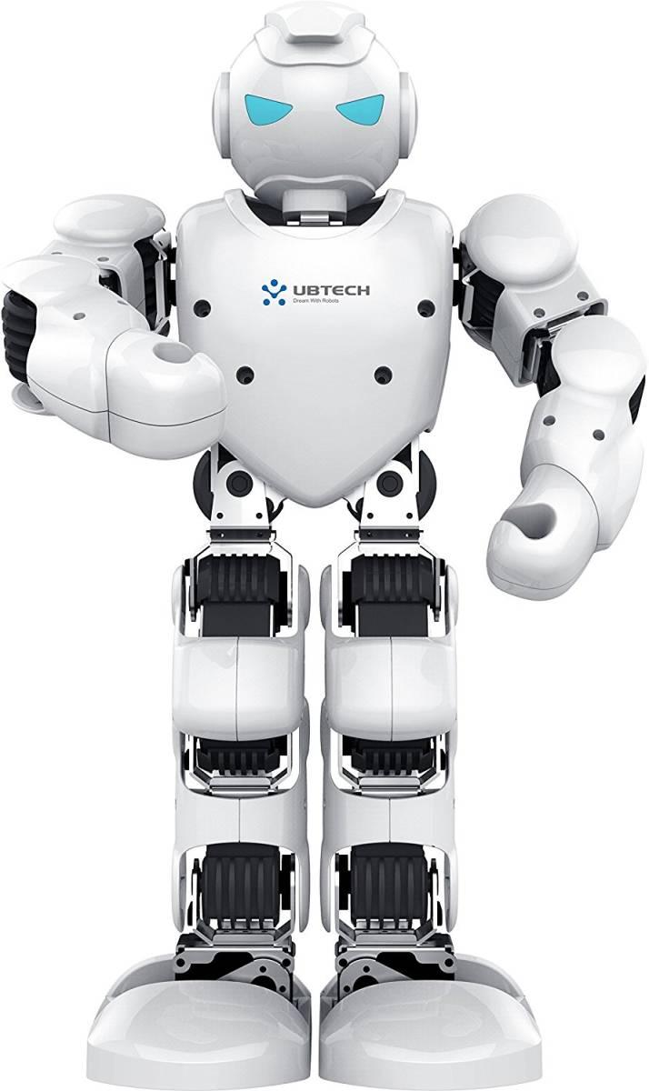 ウブテック UBTECH ROBOTICS Alpha Pro スマートロボット プログラミング 学習ロボット アルファ フィギュア 即決 正規品 未開封 同梱可能