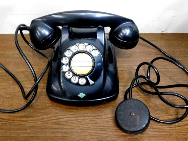 日本電信電話公社 4号A 電話機 中古 ジャンク