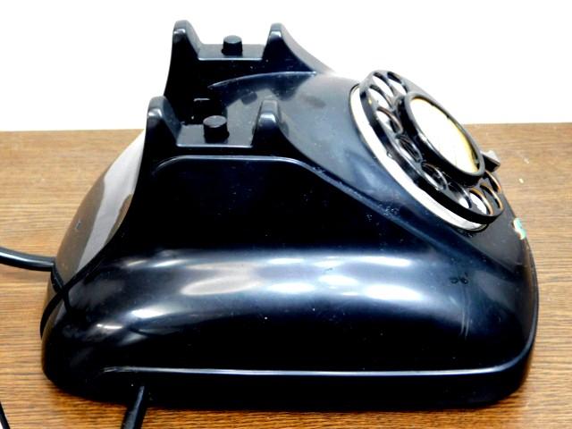 日本電信電話公社 4号A 電話機 中古 ジャンク_画像5