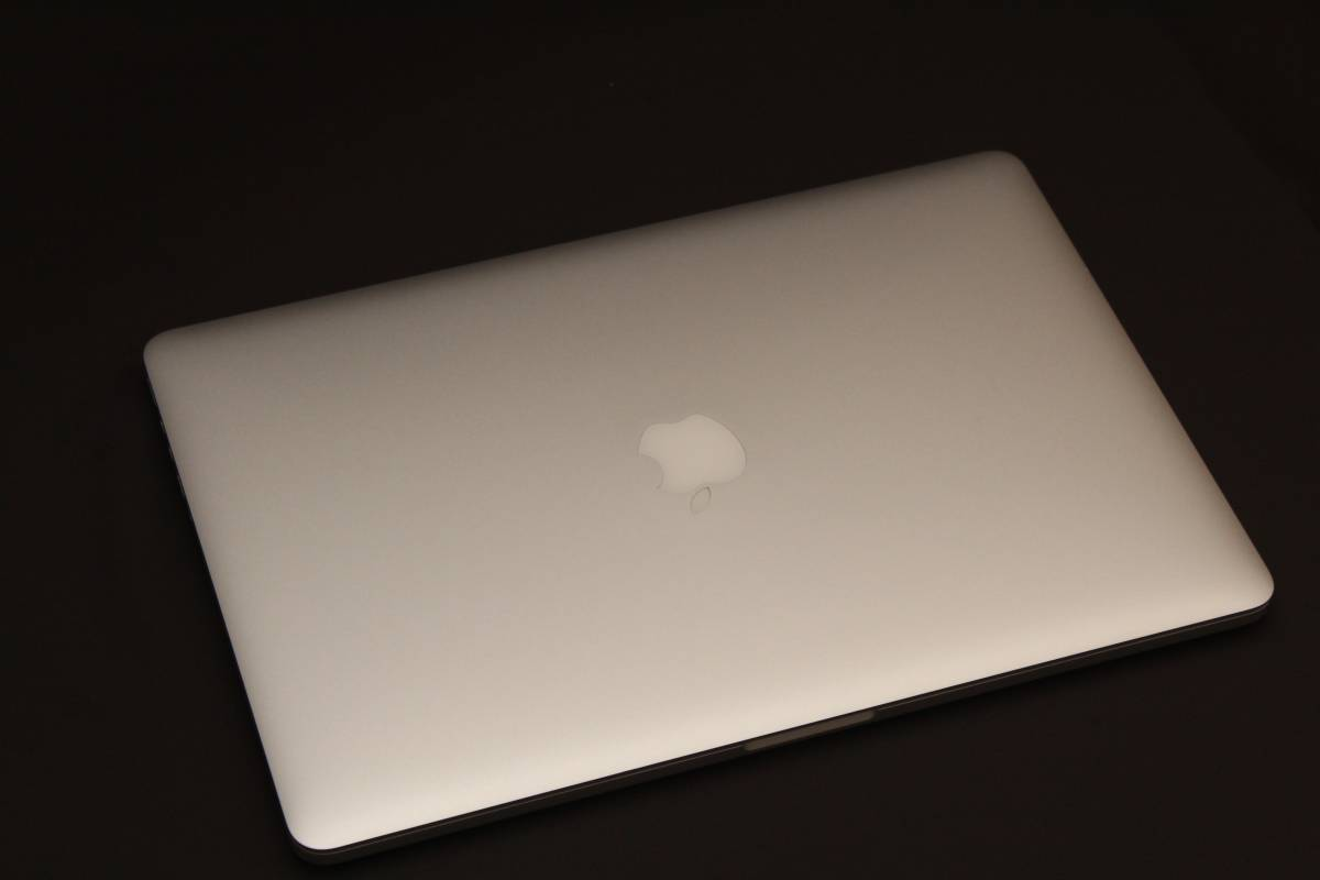 ★★1円~ MacBook Pro Retina 15インチ Mid 2012 i7 256gb SSD・USキー 訳あり美品★★