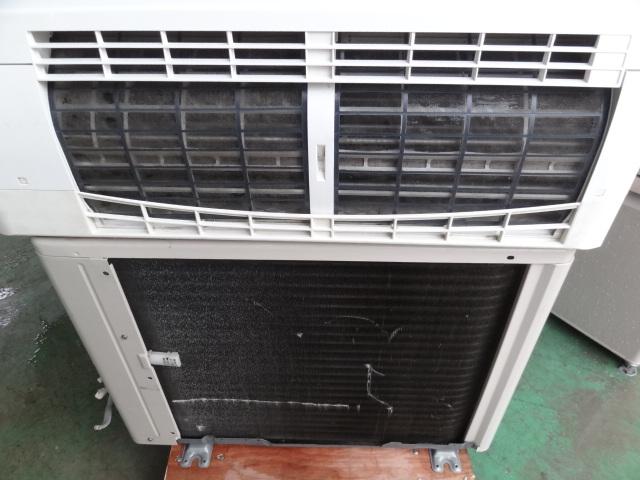 東21自動掃除 シャープルームエアコン14畳 人気の100V_画像6