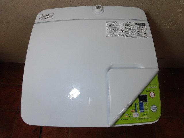 P569♪美品 Haier 2016年製 全自動洗濯機 JW-K33F(W)♪_画像2