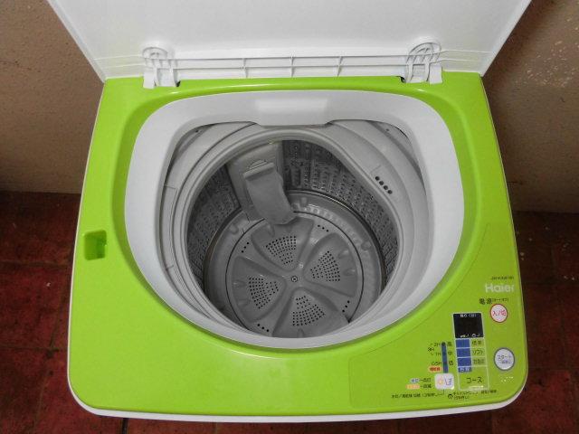 P569♪美品 Haier 2016年製 全自動洗濯機 JW-K33F(W)♪_画像3