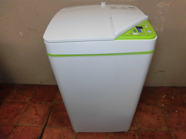P569♪美品 Haier 2016年製 全自動洗濯機 JW-K33F(W)♪