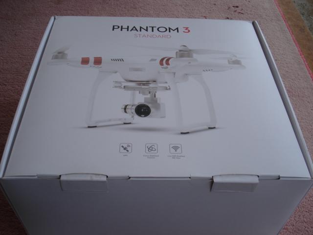 DJI PHANTOM3 STANDARD ドローン ファントム ジャンク品