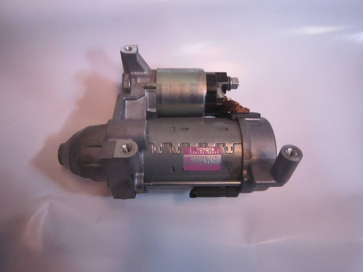 レクサス LS460 後期 セルモーター 28100-38021