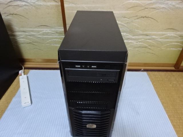 自作パソコン corei7 4930K/3.40GHz/HDD 2TB win 7 デスクトップ_画像2