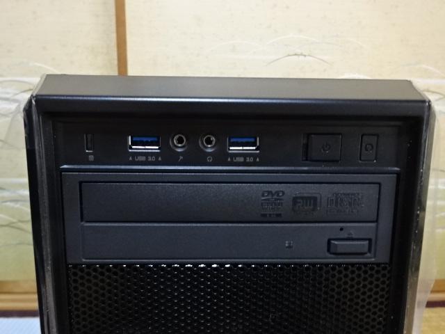 自作パソコン corei7 4930K/3.40GHz/HDD 2TB win 7 デスクトップ_画像3